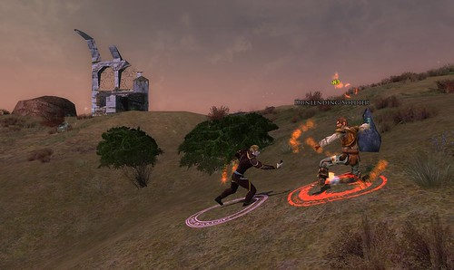 lord of the rings online classes