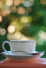 cupful of bokeh bliss (*Peanut (Lauren)) Tags: still bokeh hbw bahahahaha thisisalmostsoocijuststraigthenedinpicnik notimetoprocessi soocyousay yeahillpostthecrookedsooctood 365daysofbokehproject