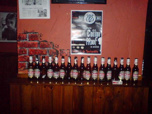 Coleccion Cerveza Ruta 69