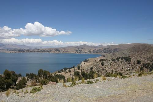 Titicaca Lake, Bolivia.