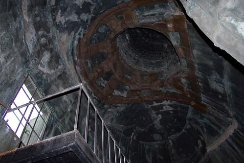 L'intérieur du daibutsu