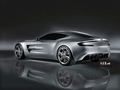 Aston Martin One-77 pictures