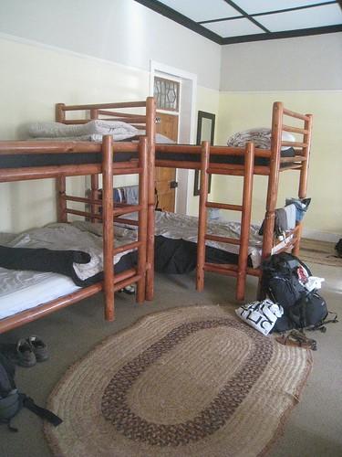 Comfy dorm beds