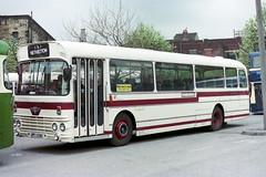 54-02 (Ian R. Simpson) Tags: jpf103k aec swift alexander w londoncountry greenline bluetriangle knottybus bus rally sma3 54
