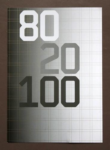 Crouwel at '80 20 100'
