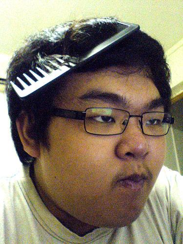 Yongwei (picture via Yongweis blog)