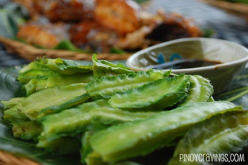 Steamed Sigarilyas (winged bean) Batanes