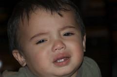 Benji's upset