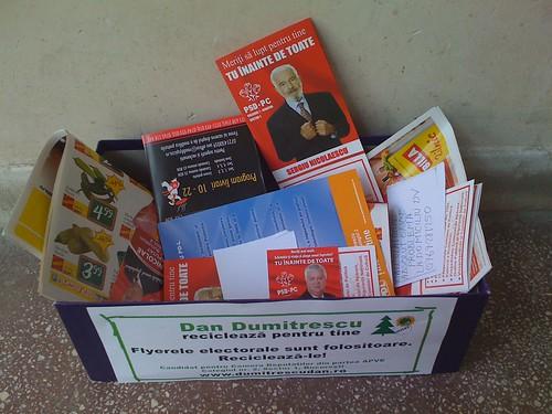 reciclam voturi 2