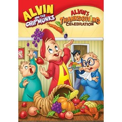 """Alvin's Thanksgiving Celebration"" DVD"