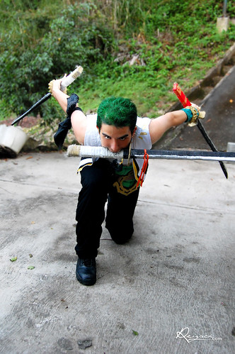 One Piece Zoro Cosplay