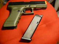 Classic Army Glock gas pistol