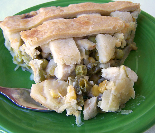 Chicken Dinner Pie