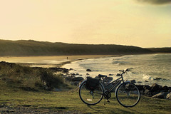 Carbon-free energy (Liamfm .) Tags: bicycle energy donegal portarthur carbonfree theunforgettablepictures