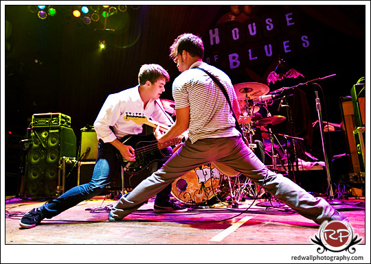 Ludo @ The House of Blues