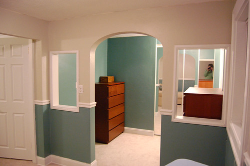 Bedroom - Dressing Area