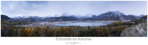 Entrando en Asturias