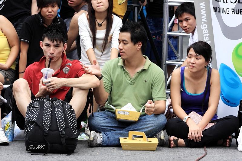 Battle Ground @ Pavilion Kuala Lumpur - Audience
