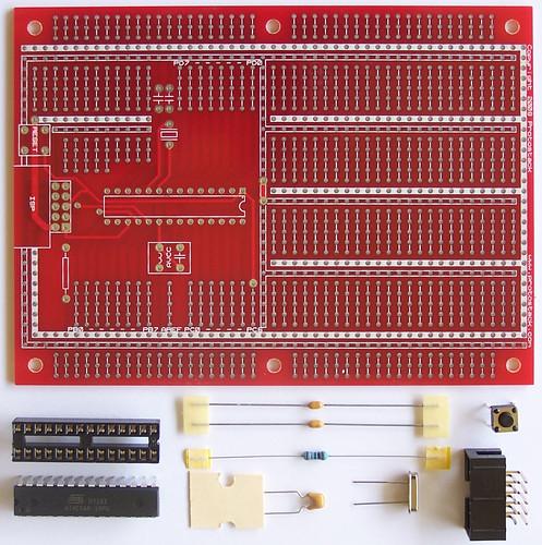 atmega8 developers kit