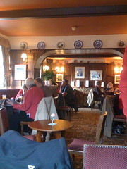 Dandringham Bar at the Feathers Hotel, Sersingham