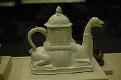 Teapot - Camel