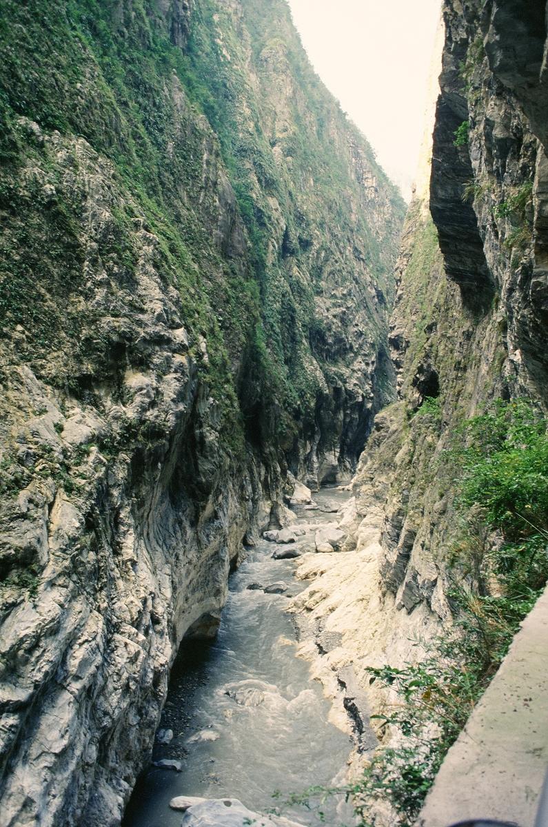 Taroko Gorge 14 九曲洞
