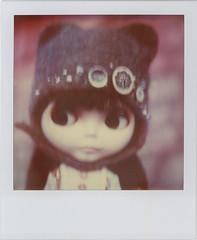 Mandy, feeling blurry
