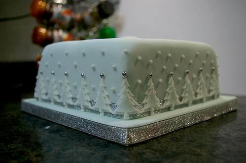 Christmas Cake 2008 (2)