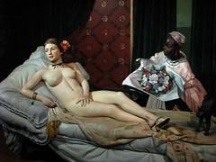 L'Olympia (Cokebuster) Tags: sculpture nude keys poem nu olympia tableau baudelaire manet lesfleursdumal odalisque pome masterwork johnsewardjohnson