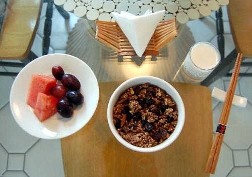 A Raw Breakfast