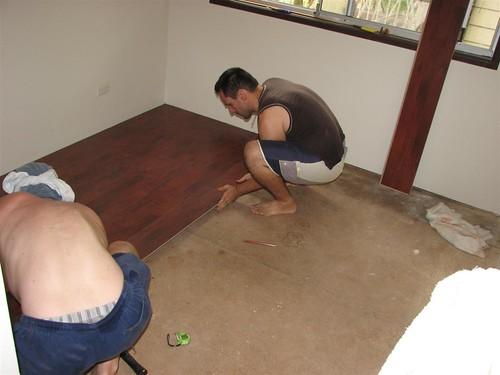 Fapadlo 29/11/08 - Floating Floor
