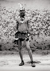 Hamar man with body painting, Turmi Ethiopia (Eric Lafforgue) Tags: man hammer artistic tribal ornament warrior bodypainting ethiopia tribe rite hamar tribo homme hamer adornment pigments omo eastafrica thiopien etiopia headrest ethiopie etiopa lafforgue  turmi etiopija ethiopi  artlibre etiopien etipia tribalman  etiyopya  nomadicpeople  removedfromadobelightroomfortags   06177      bienvenuedansmatribu peoplesoftheomovalley