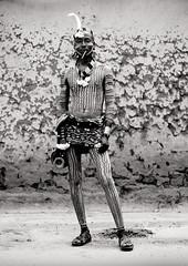Hamar man with body painting, Turmi Ethiopia (Eric Lafforgue) Tags: man hammer artistic tribal ornament warrior bodypainting ethiopia tribe rite hamar tribo homme hamer adornment pigments omo eastafrica thiopien etiopia headrest ethiopie etiopa lafforgue  turmi etiopija ethiopi  artlibre etiopien etipia tribalman  etiyopya  nomadicpeople  removedfromadobelightroomfortags   06177      bienvenuedansmatribu peoplesoftheomovalley