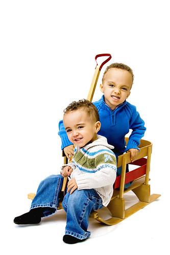boys Chrsitmas 2008
