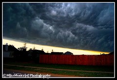 Bad Storm Approaches (superninja12r) Tags: storm weather clouds cyclone stormclouds tornadoe weatherphotography nikkorafs1855mm nikond40x mikemoncriefphotography