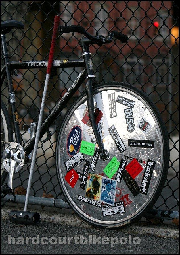 Ken polo bike 2
