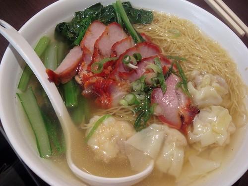 Wanton noodle soup@Vietnam Cnr