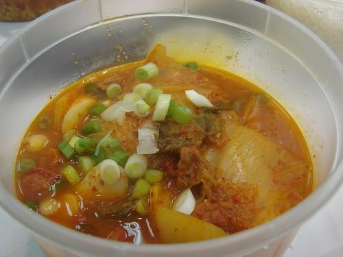 Hello Kimchi!