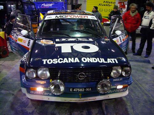 Opel Ascona 400 por Cevinzo.