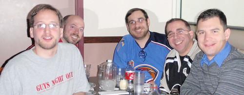 GNO with Dan Getz (12/21/2008)