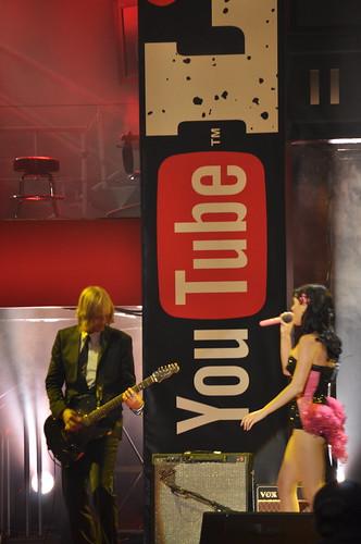 Youtube Katy Perry