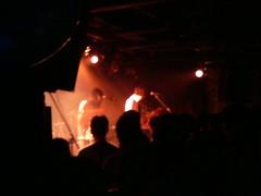 [Live report] 2008/12/23 at QUE