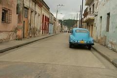 streets of holguin, cuba