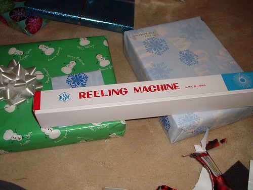 "What the heck is a ""Reeling Machine""?"