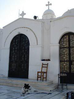 church of st george lykavittos