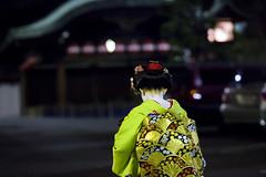 Candid photo #117 (Onihide) Tags: japan kyoto candid maiko hanamachi gionkobu gününeniyisithebestofday takahina 孝ひな eos5dmkii
