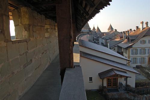 Ringmauer Murten