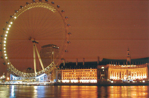 London Eye's