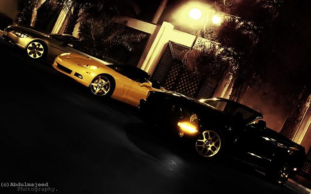 ford chevrolet 645 bmw mustang corvette