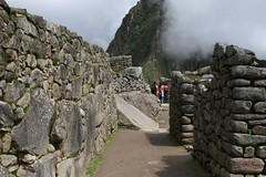 Machu Picchu - urban area